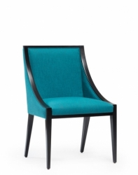 TOUR chair upholstered