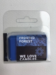 FROSTED FOREST perfume wax